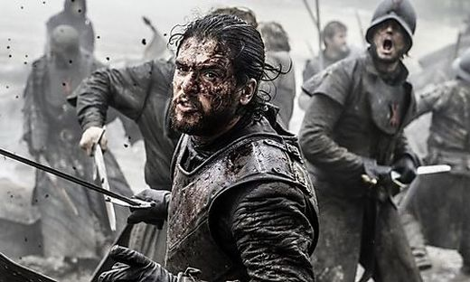 Game of Thrones Kit Harington