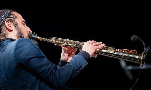 Saxophon-Rabbi Daniel Zamir