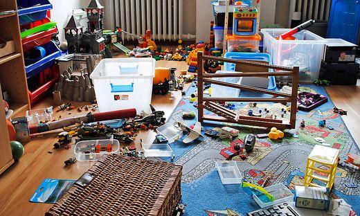 Kinderzimmerchaos