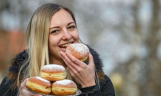 Graz lässt es sich wieder richtig schmecken, wer macht Ihre Lieblingskrapfen?