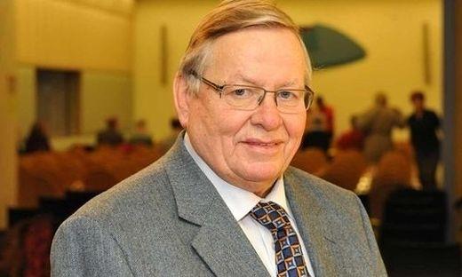 Oberösterreichs Ex-Superintendent Eichmeyer gestorben
