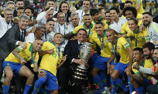 Copa America Sieger