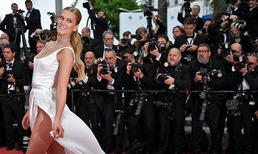Topmodel Toni Garrn hat geheiratet