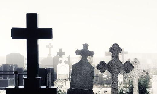 Zu einer Störung der Totenruhe kam es am Zentralfriedhof in Villach