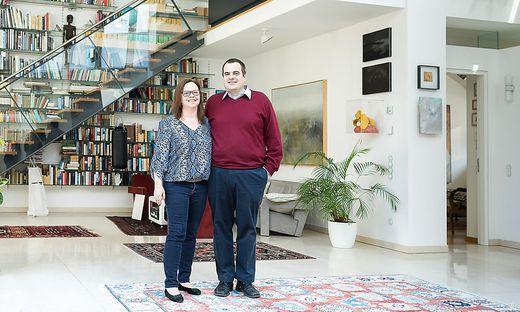 Peter und Andrea Liaunig