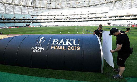 Europa-League-Finale, Baku, Arsenal, Chelsea