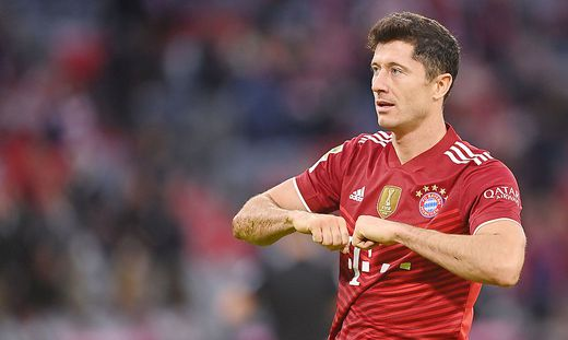 SOCCER - 1. DFL, Bayern vs Hertha