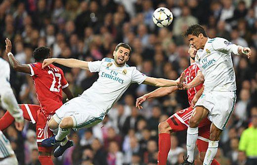 FC Bayern und Real Madrid zusammen für die Verbundenheit