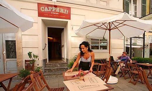 Im Jahr 2006 eröffnete Stefania Rotili ihr eigenes Lokal - damals in der Schmiedgasse