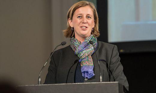 Wirtschaftslandesrätin Barbara Eibinger-Miedl