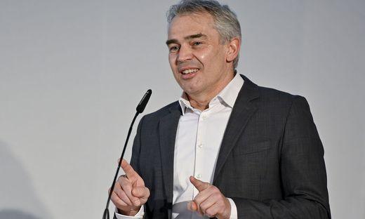 Gerald Gartlehner, Epidemiologe an der Donau Universität Krems