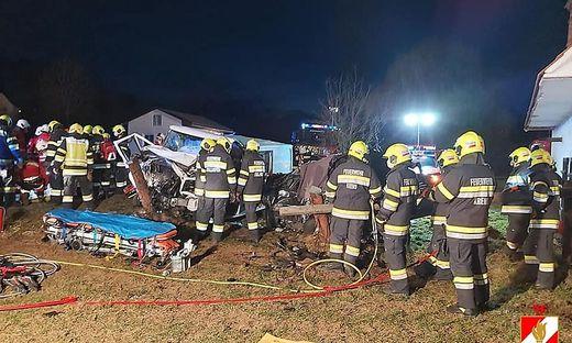 Zwei Tote bei Unfall im Bereich Södingberg