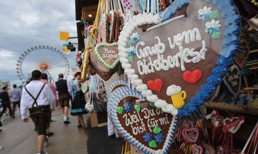 Oktoberfest 2011 - Eroeffnung
