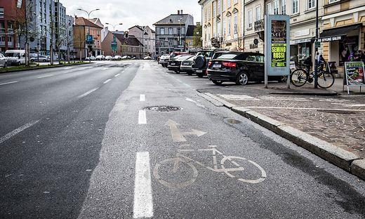 Radwege Rad neue gesetzliche Bestimmungen Klagenfurt