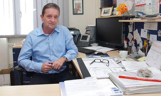 Reinhard Reisinger, Bürgermeister von Spital am Semmering