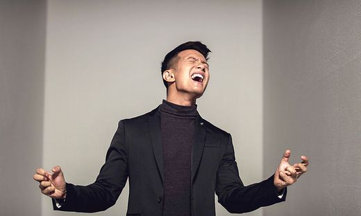 Eurovision Song Contest 2021: Unser Song fuer Rotterdam ? Vincent Bueno singt ?Amen?
