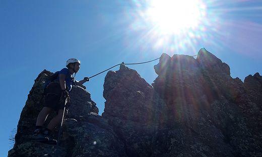 Klettersteig Unfall : Unfall am marokka klettersteig klettersteige