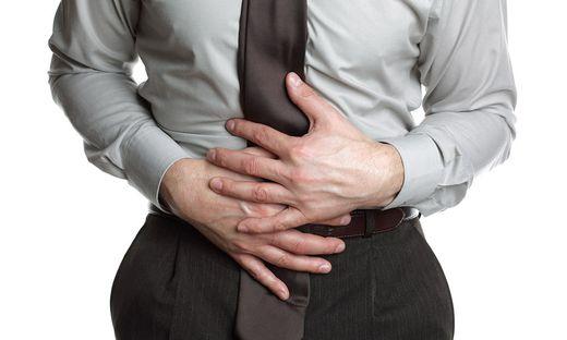 Bauchschmerzen - Sujetbild