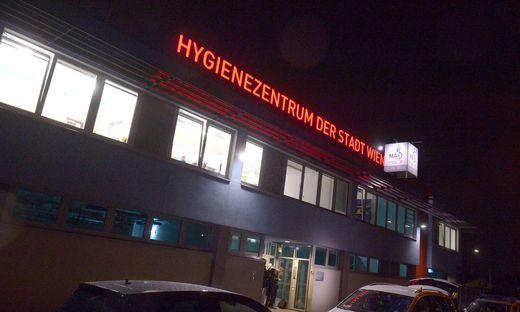 Die heimgekehrten Österreicher befinden sich derzeit im Hygienezentrum der Stadt Wien