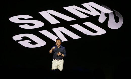 Samsungs Smartphone-Chef DJ Koh