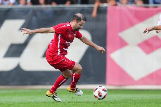 Sturm Graz Amateure vs. Bad Gleichenberg