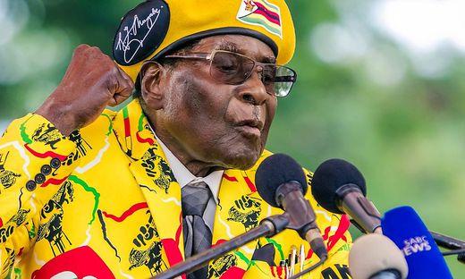 Machtkampf: Militär übernimmt in Simbabwe die Kontrolle