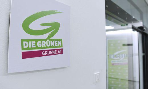 Parteizentrale der Grünen in Wien
