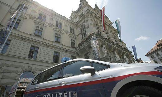 In Graz war für die beiden Frauen Endstation.