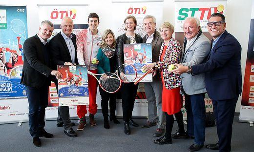 TENNIS - Davis Cup press conference