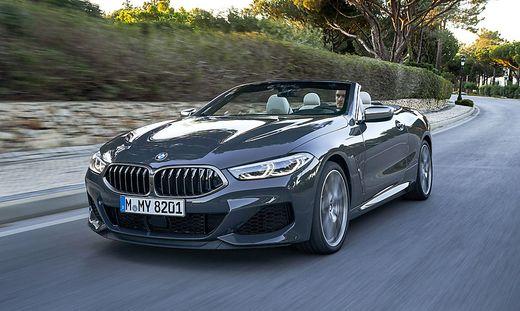 Ein BMW Cabrio wurde als gestohlen gemeldet