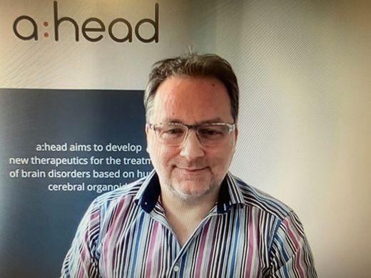 Oliver Szolar, CEO der a:head bio AG