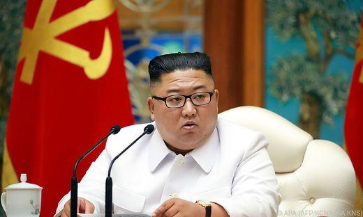 Kim Jong-un rief Alarmzustand aus