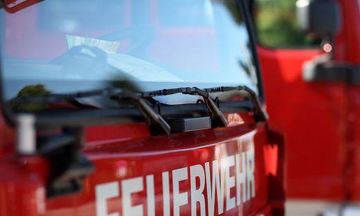 Die Feuerwehren Lang und Lebring standen im Einsatz (Sujet)