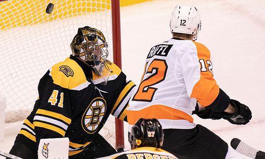 ICE HOCKEY - NHL, Flyers vs Bruins