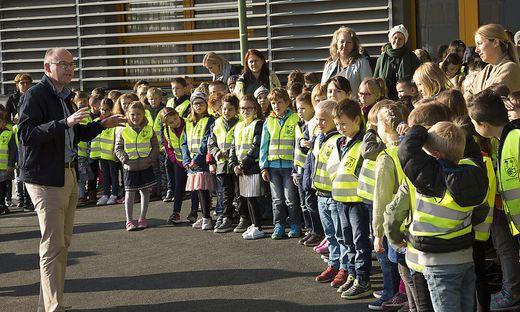 Schulwegsicherung am Schulcampus Seiersberg