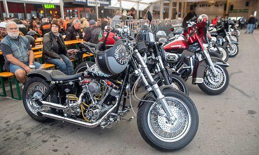 Das Harley-Treffen findet von 3. bis 8. September statt