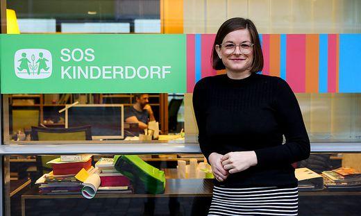 Heidi Fuchs, die neue Leiterin des SOS Kinderdorf Steiermark