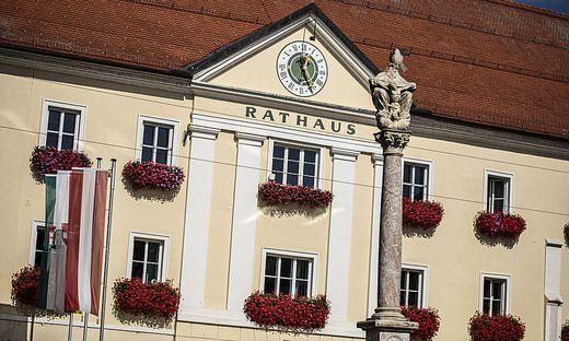Rathaus Völkermarkt September 2019