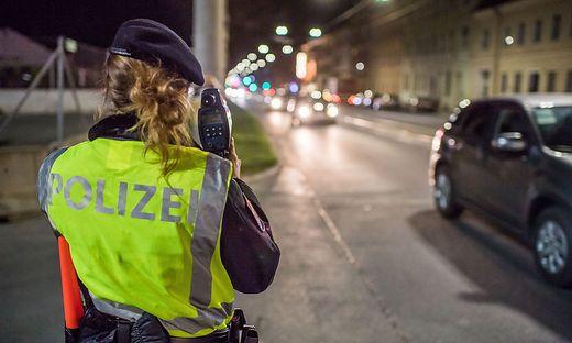 Schwerpunktaktion auf Burgenlands Straßen zu Ferienbeginn