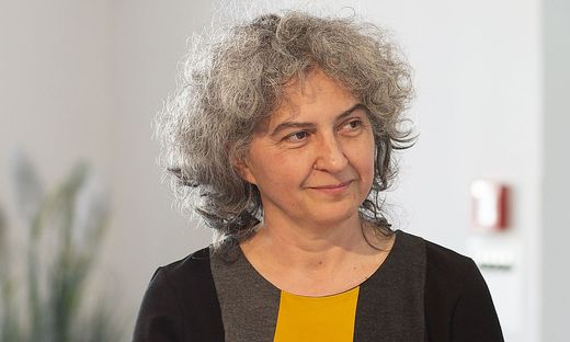 Tritt für die KPÖ an: Cristina Tamas
