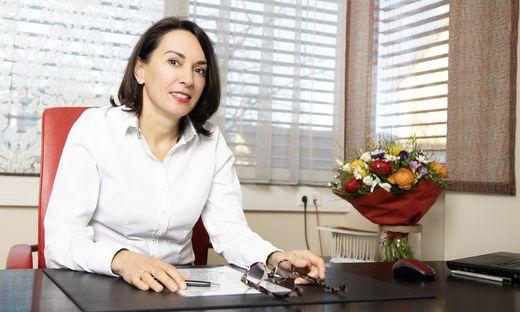 Aufgrund ihrer handwerklichen Begeisterung wollte Barbara Zink Chirurgin werden
