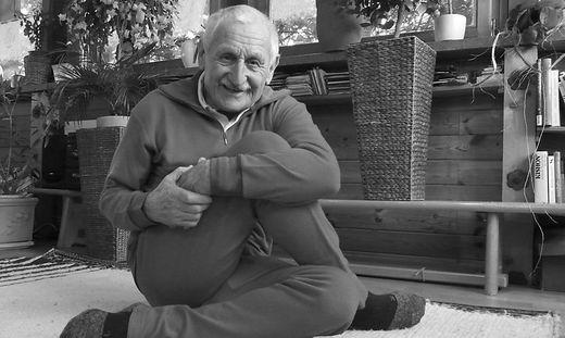 Helmut Aigelsreiter starb am 10. November 2020