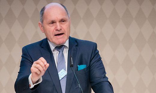 """Nationalratspräsident Wolfgang Sobotka: """"Der Preis war mir ein Herzensanliegen."""""""