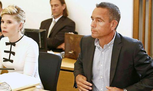 Das Urteil zu Uwe Scheuch wird für heute, Mittwoch, erwartet
