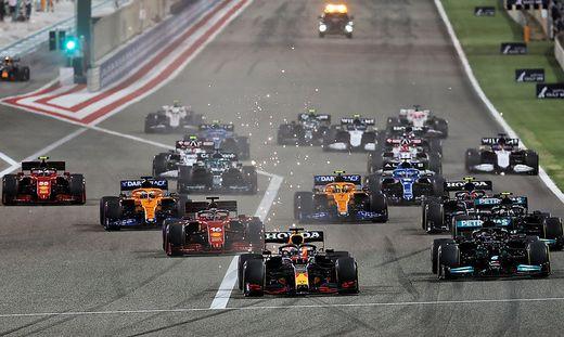 Künftig gibt es Sprint-Rennen in der Formel 1