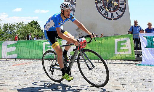 CYCLING - Schlossbergmann 2018