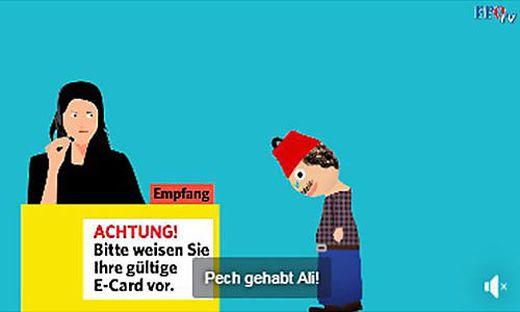 """Shitstorm wegen """"Ali""""-Video der FPÖ"""