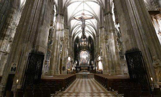 Stephansdom erhielt Reliquie von Papst Johannes Paul II.