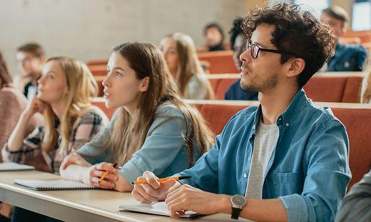 Das CHE-Ranking basiert auch auf der Meinung der Studierenden