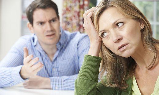 Streit mit mann wegen familie
